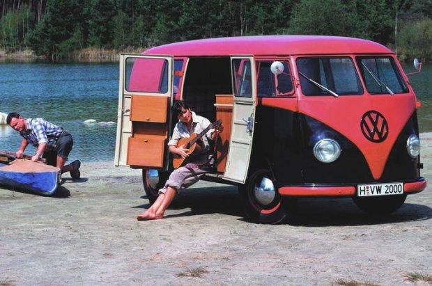 Volkswagen Transporter | To ju� 65 lat!