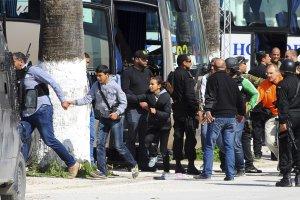 Dwie najci�ej ranne w zamachu w Tunezji Polki s� ju� w kraju