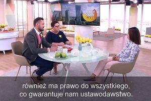 Katarzyna Łodygowska: Kobieta, która poroniła, ma w szpitalu zagwarantowaną pomoc psychologa