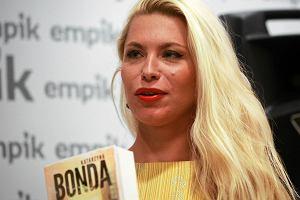 Spotkanie z Katarzyn� Bond�, kr�low� polskiego krymina�u