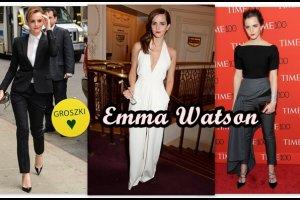 Z hollywoodzkiej szafy - ubierz si� jak Emma Watson