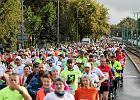 PKO Poznań Maraton. Biegacze przenoszą stolicę do Wielkopolski