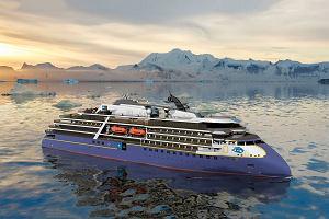 Stocznia Crist z Gdyni buduje statek polarny. Będzie ekologicznie i luksusowo