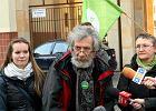 """""""Wiadomości"""" lustrują uczestnika protestu nauczycieli. Gdyby wiedzieli, co robił w w PRL-u..."""