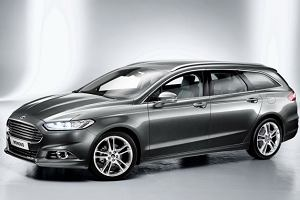 Salon Pary� 2012 | Ford Mondeo kombi i liftback