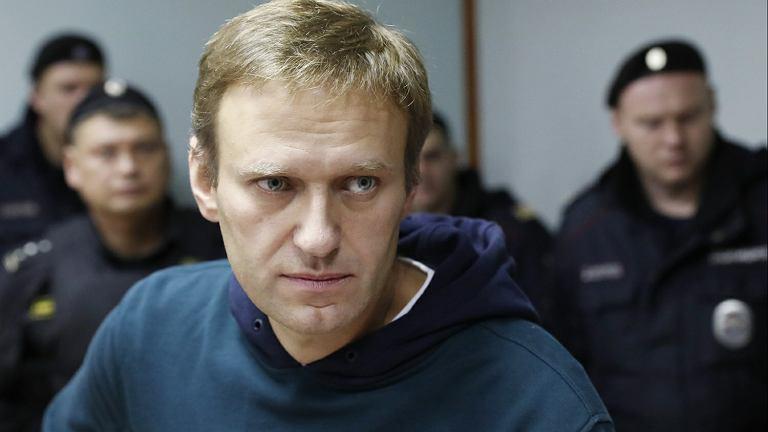 Aleksiej Nawalny wyszedł na wolność. Opuścił areszt po prawie dwóch miesiącach