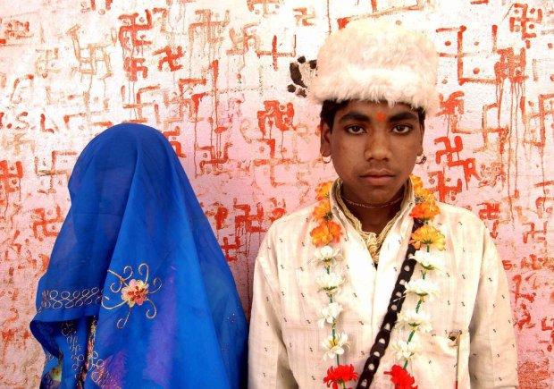 13-latka z Indii napisa�a list do dyrektora szko�y. B�aga, aby zapobieg� jej �lubowi