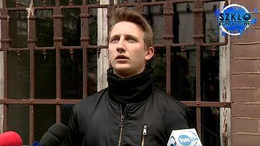 Konrad Kamocki, Młodzież Wszechpolska