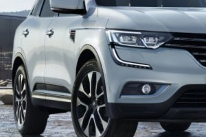 Renault w Paryżu | Nadchodzi SUV o nadwoziu coupe