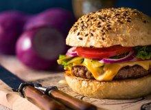 Hamburger prezydenta Obamy - ugotuj