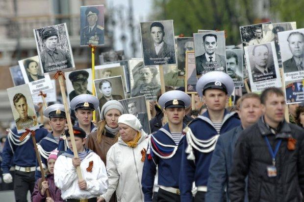 Moskiewska defilada z 69. rocznicy zwycięstwa nad hitlerowskimi Niemcami