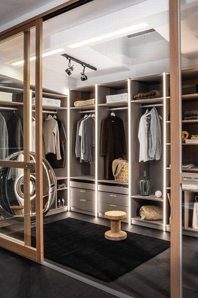 Garderoba, model Ecoline