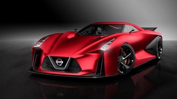 Co kombinuje Nissan? Powr�t konceptu 2020