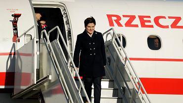 Wizyta premier Beaty Szydło w Londynie
