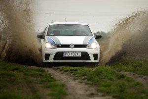 Volkswagen Polo R WRC | Test | By� jak Sebastien Ogier