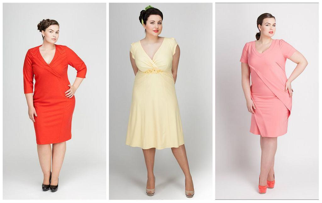 91efa3970a Idealna sukienka dla figury typu Jabłko. Porady