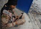 Si�y, kt�re obali�y Kadafiego, walcz� o kontrol� nad Libi�