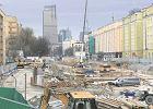 Budowa II linii metra. Będą węższe jezdnie nad tunelami wzdłuż Górczewskiej
