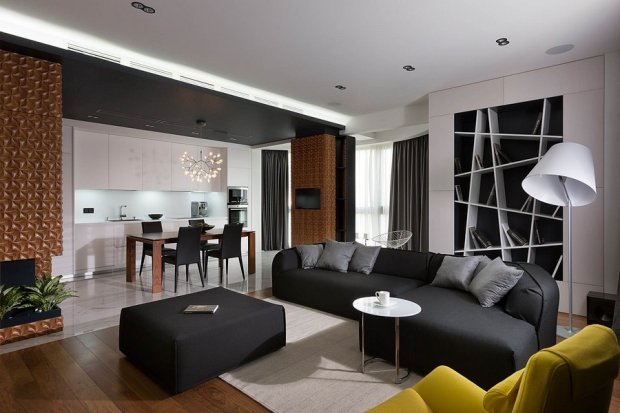 mieszkanie, penthouse, apartament