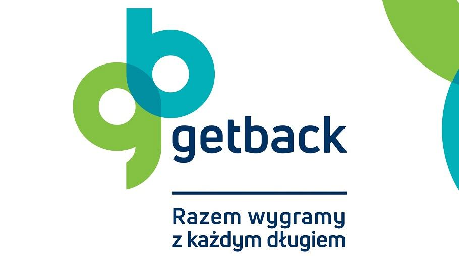 Logo spółki Getback