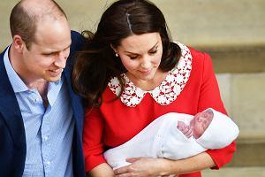 Trzecie Royal Baby już na świecie. Księżna Kate przed południem urodziła syna