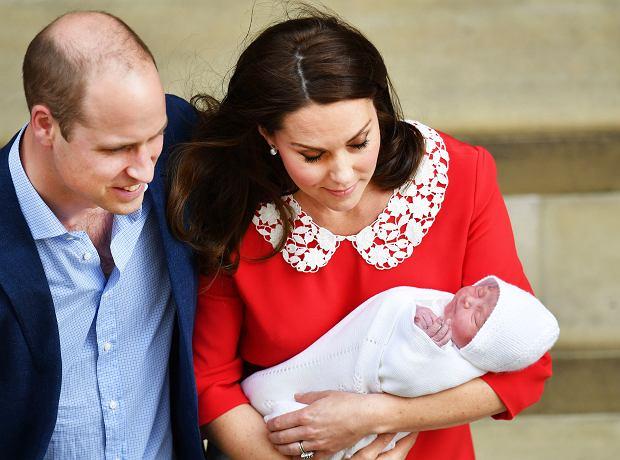 Jest Ludwik! Czy imię trzeciego dziecka księżnej Kate i księcia Williama stanie się teraz popularne?