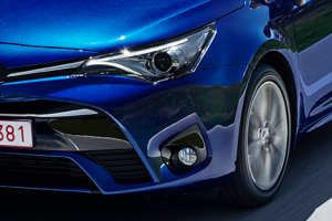 Wideo | Zapowied� naszych wra�e� z jazdy now� Toyot� Avensis