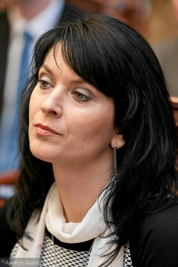 Ewa Kozanecka - Prawo i Sprawiedliwość - z17057286Q,Pierwsza-sesja-nowej-kadencji-rady-miasta--Ewa-Koz