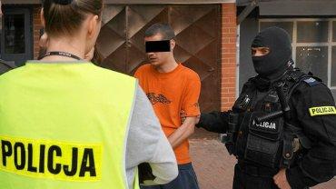 Patryk J. został zatrzymany przez policję na początku kwietnia