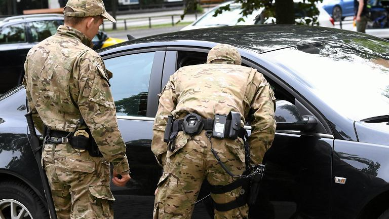 Funkcjonariusze BOR (zdjęcie ilustracyjne)
