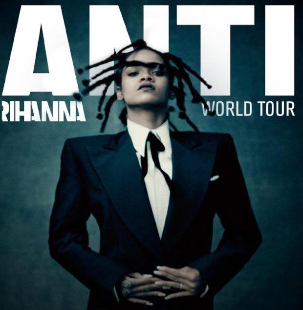 Rihanna za�piewa na Stadionie Narodowym. Podano termin koncertu