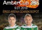 S�awomir Peszko i Sebastian Mila zapraszaj� kibic�w na Amber Cup w ERGO Arenie [WIDEO]