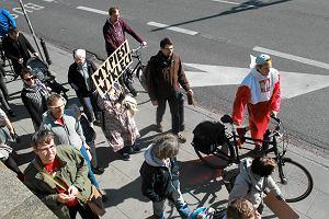 Miasta dbające o pieszych mają mniej wypadków i korków, a więcej pieniędzy w budżecie