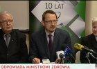 PZ: Minister manipuluje. Nie jeste�my biznesmenami, jeste�my lekarzami