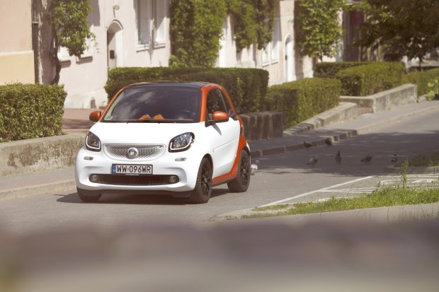 Smart Fortwo Edition 1 | Test | Ma�e jest pi�kne