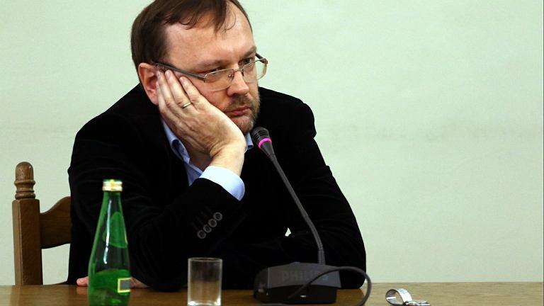 Świadek Jacek Krzysztofowicz