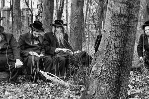 Wrocławski fotograf w świecie chasydów. Zobaczcie niezwykłe zdjęcia [GALERIA]