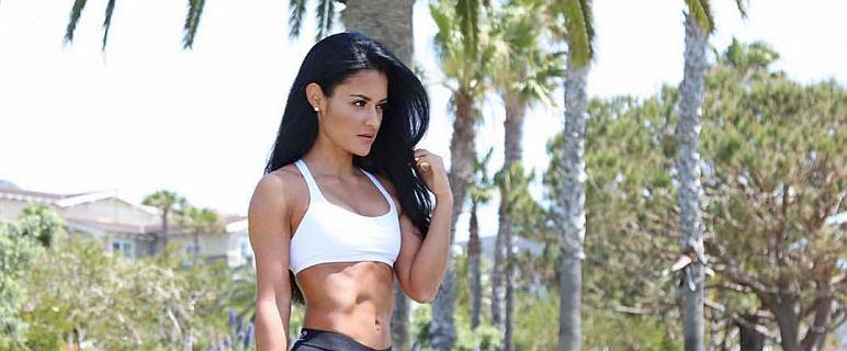 Jessica Arevalo. Gwiazda fitnessu i największa motywacja Moniki Bodalskiej [GALERIA]