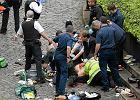Atak w Londynie. Pięć osób nie żyje. Co najmniej 40 rannych [SYTUACJA NA ZDJĘCIACH]
