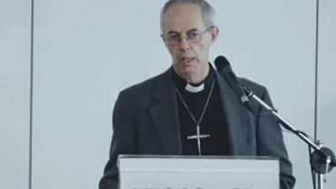 Justin Welby - arcybiskup Canterbury