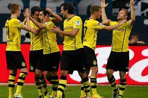 Borussia zabiegała Schalke