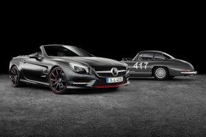 Mercedes SL Mille Miglia 417 | Na rocznic� zwyci�stwa