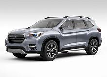 Subaru Ascent | Zapowiedź dużego SUV-a