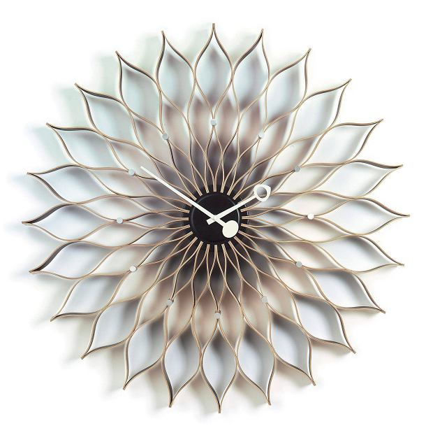 Sunflower Clock Design George Nelson, 1958   Vitra Collections AG