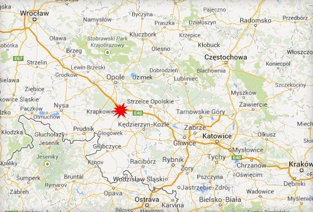 Zderzenie busów na A4 pod Opolem. Siedem osób zginęło