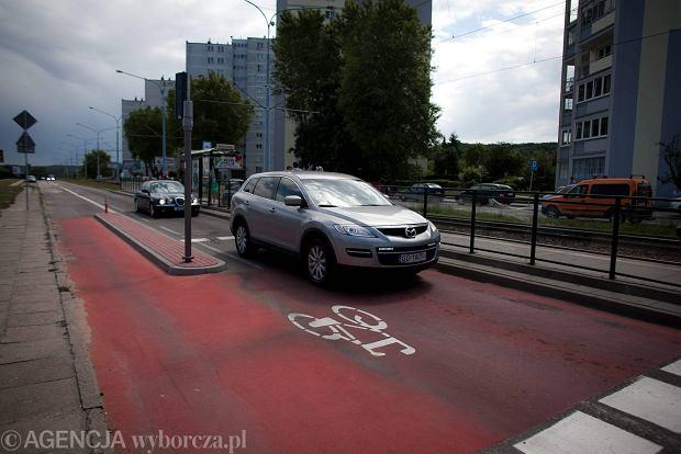 Ministerstwo wzoruje si� na Gda�sku i wyznacza rowerowe standardy dla ca�ego kraju