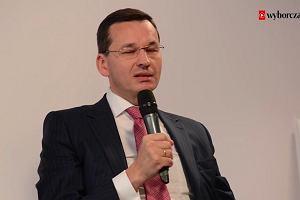 Morawiecki popiera zakaz handlu w niedzielę. Klamka zapadła?