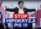 """Referendalny spot PO: """"Gdy Rada Europy walczy z przemoc�, PiS jest przeciw, ale gdy chodzi o ochron� w�asnych interes�w..."""""""
