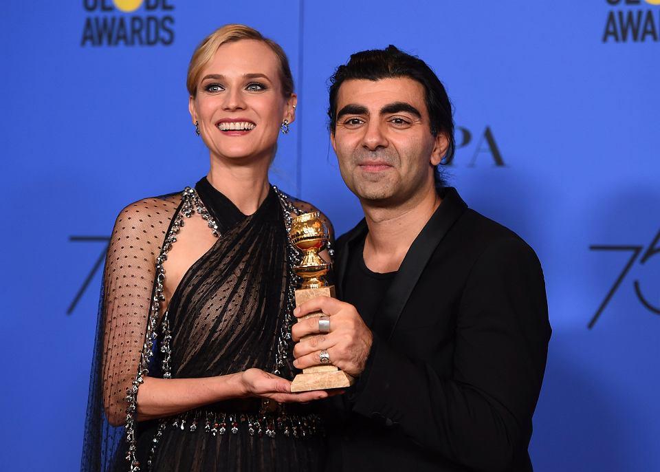 Złote Globy 2018: Diane Kruger i Fatih Akin