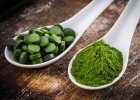 Chlorella - alga, kt�ra pomo�e oczy�ci� organizm